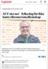 AUF sier nei - fylkeslag får ikke kutte tikronersmedlemskap