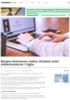 Bergen kommune vedtar databot etter sikkerhetsbrist i Viglio
