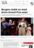 Bergen stakk av med årets Grand Prix-seier