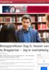 Biologiprofessor Dag O. Hessen vant to Bragepriser: - Jeg er overlykkelig