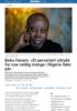 Boko Haram: «Et pervertert uttrykk for noe veldig mange i Nigeria føler på»