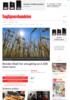 Bonde tiltalt for smugling av 2.100 tonn korn