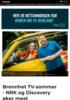 Brennhet TV-sommer - NRK og Discovery øker mest