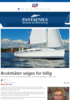 Bruktbåter selges for billig