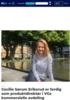Cecilie Sørum Eriksrud er ferdig som produktdirektør i VGs kommersielle avdeling