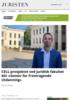 CELL-prosjektet ved juridisk fakultet blir «Senter for Fremragende Utdanning»
