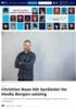 Christian Raae blir byråleder for Media Bergen-satsing