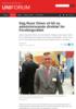 Dag Rune Olsen vil bli ny administrerande direktør for Forskingsrådet