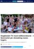 Dagbladet TV med millionrekord: - I førersetet på «breaking news-toget»