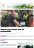 Danish Agro sikter mot 22 forhandlere