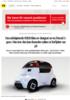 Den selvkjørende R2D2-bilen er designet av en Formel 1-guru. Han tror den kan forandre måten vi forflytter oss på