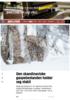 Den skandinaviske gaupebestanden holder seg stabil
