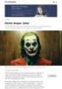 Derfor dreper Joker