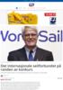 Det internasjonale seilforbundet på randen av konkurs