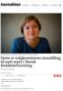 Dette er valgkomiteens innstilling til nytt styre i Norsk Redaktørforening