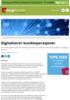 Digitaliserer kundeoperasjoner