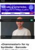 «Drømmestart» for ny byråleder - Barcode-utvikler til Hausmann