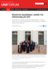 Eksterne kandidater uteblir fra dekanvalg på UiO