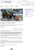 Elektrisk gang- og sykkelveirengjøring