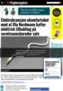 Elektrobransjen ukomfortabel med at Ola Nordmann bytter elektrisk tilkobling på varmtvannsbereder selv