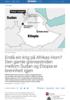 Endå ein krig på Afrikas Horn? Den gamle grensestriden mellom Sudan og Etiopia er brennheit igjen