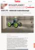 EOX 175 - elektrisk traktorkonsept