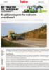 Er påkjenningene fra traktoren overdrevet?