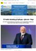 EU varsler storsatsing på hydrogen - men Norge mangler på listen over potensielle samarbeidsland