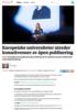 Europeiske universiteter utreder konsekvenser av åpen publisering
