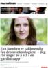 Eva Stenbro er takknemlig for droneteknologien: - Jeg får angst av å stå i en gardintrapp