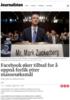 Facebook øker tilbud for å oppnå forlik etter massesøksmål