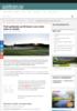 Flott golfpåske på 80 baner over store deler av landet