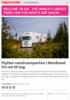 Flytter varetransporten i Nordland fra vei til tog