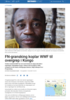 FN-gransking koplar WWF til overgrep i Kongo