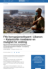 FNs korrupsjonsekspert i Libanon: - Katastrofen innebærer en mulighet for endring