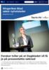 Forsker tviler på at Dagbladet vil få ja på pressestøtte-søknad