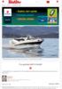 Fra godværsbåt til bobåt