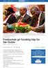 Fredsavtale gir forsiktig håp for Sør-Sudan