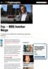 Frp: - MDG kverker Norge