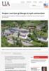 Fusjon i øst kan gi Norge et nytt universitet
