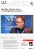 Geir Øien leder for ett av Forskningsrådets nye styrer