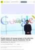 Google tjener så mange penger at de aldri har måttet bekymre seg om finansene. Før nå