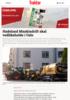 Hadeland Maskindrift skal vedlikeholde i Oslo
