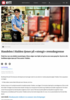Handelen i Halden tjener på «stengt» svenskegrense