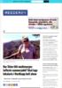 Har Stine fått medienorges tøffeste sommerjobb? Skal lage lokalavis i Nordkapp helt alene