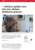 - «Helene sjekker inn» trår over sårbare deltakeres grenser