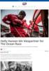 Helly Hansen blir klespartner for The Ocean Race