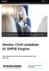 Henter Chili-redaktør til SMFB Engine