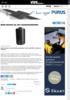 Høiax lanserer ny, sort varmtvannsbereder