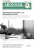Hjemsendte medarbeidere - en statusoppsummering